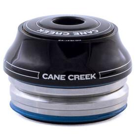 "Cane Creek 110 - Dirección - 1 1/8"" Tall IS42/28.6/H15 I IS42/30 negro/Plateado"